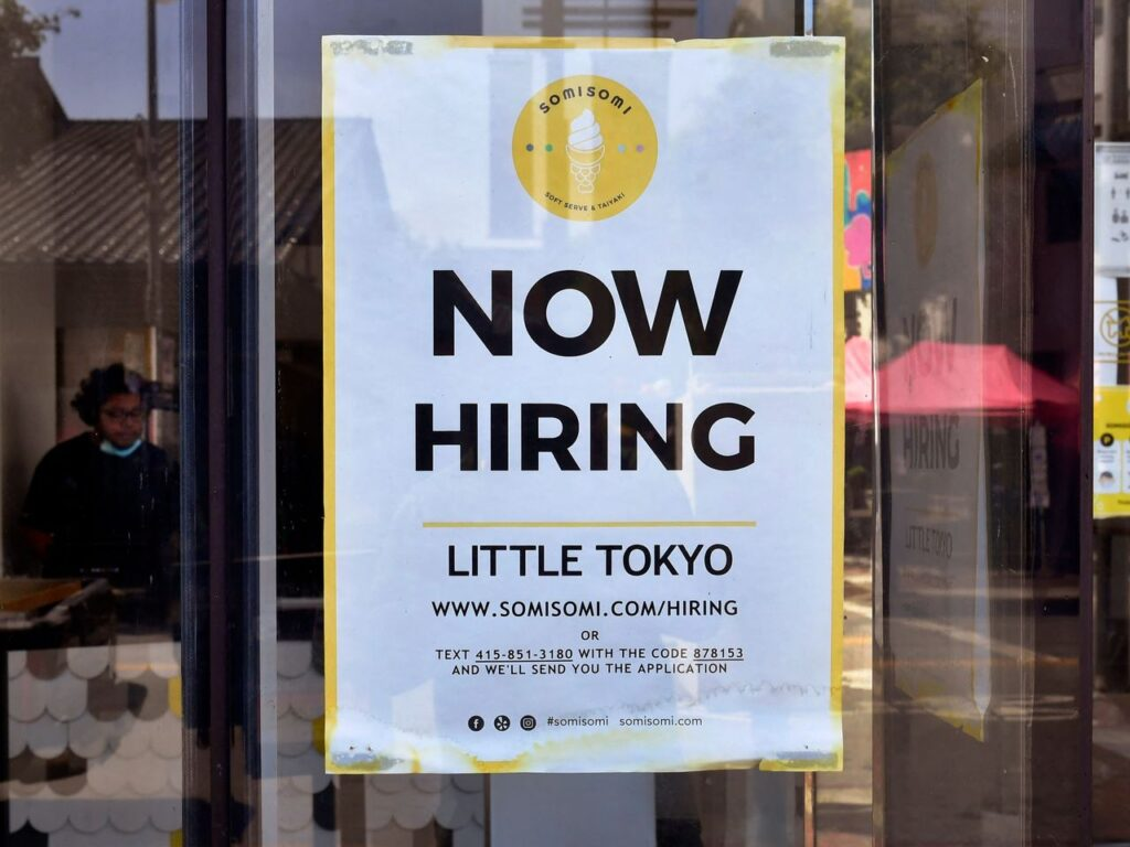 Employers Add Over 1 Million Jobs In Seven Months, ADP Data Shows