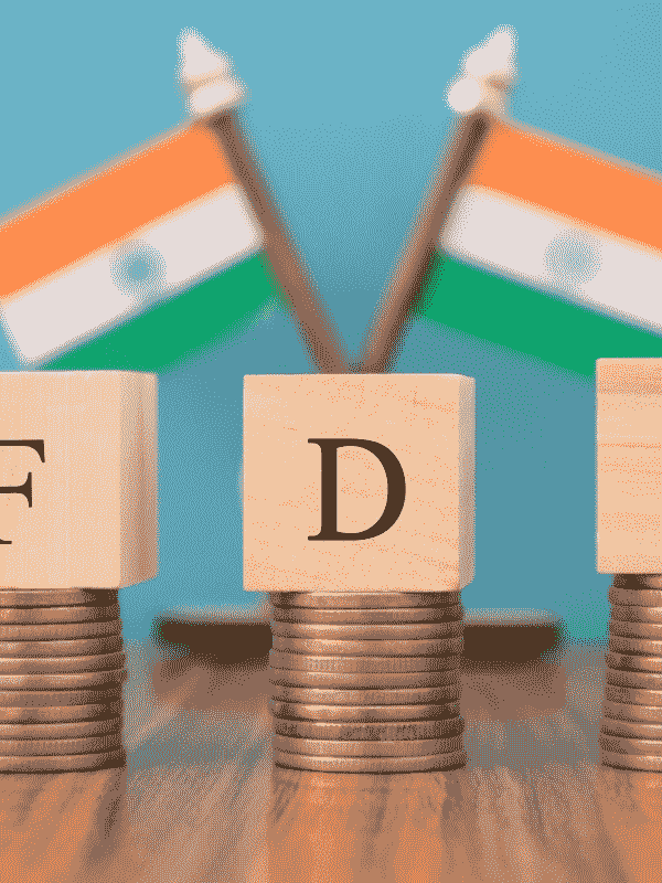 India Recorded Highest FDI Inflow Of US $81.72 Bn in 2020-21