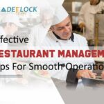 7 Effective Restaurant Management Tips For Smooth Operations