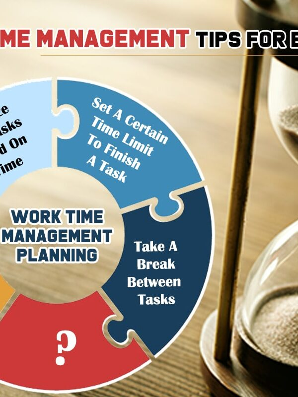 Effective Time Management Tips For Everyone Who Wants To Succeed