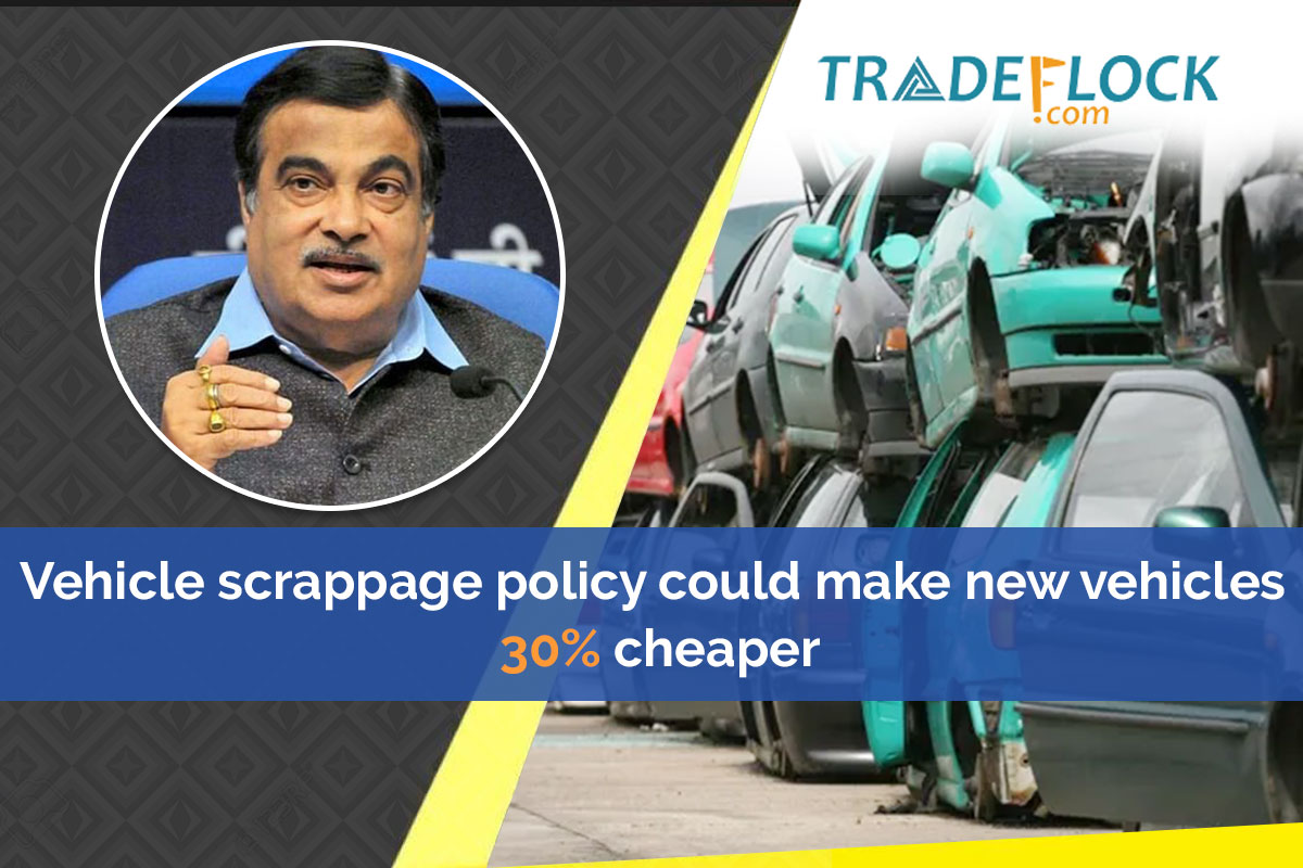 New Scrappage Policy Launched: What Mr. Gadkari Says On It