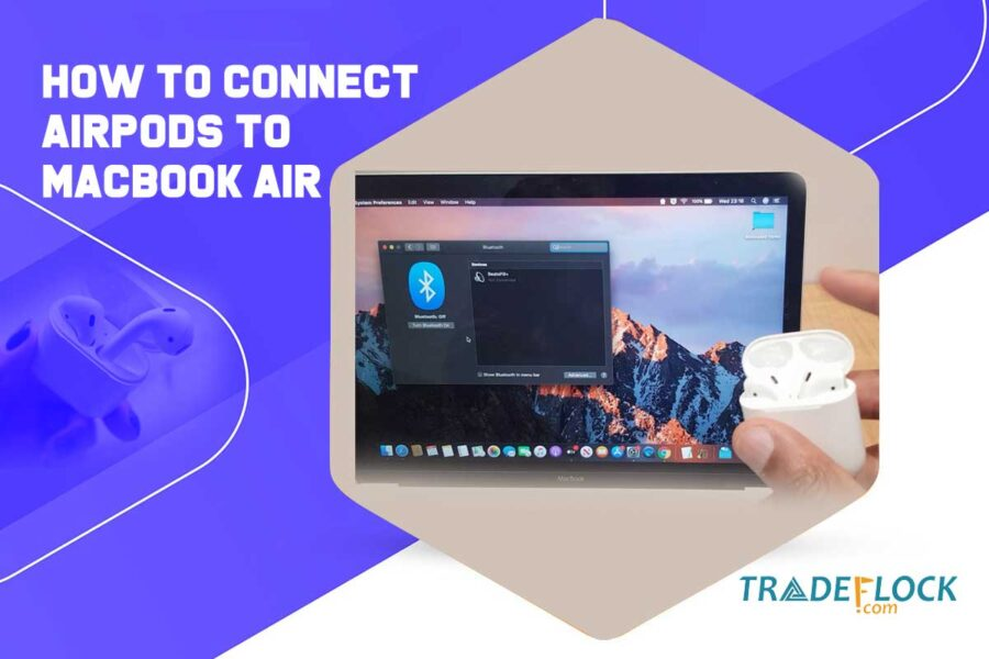 How to Connect AirPods to MacBook Air