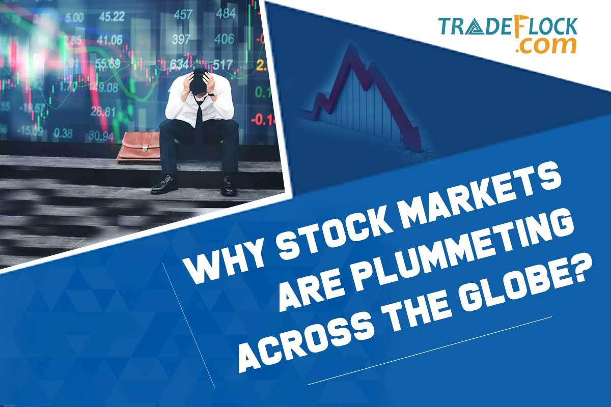 Global Stock Markets Falls With the Repercussions Of  Evergrande 'collapse'