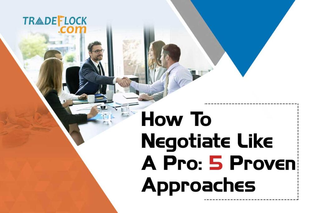 Learn How to Negotiate Effectively: Five Factors that Affect a Deal